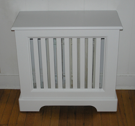 madison mission elite radiator cover