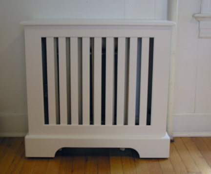 madison mission radiator cover