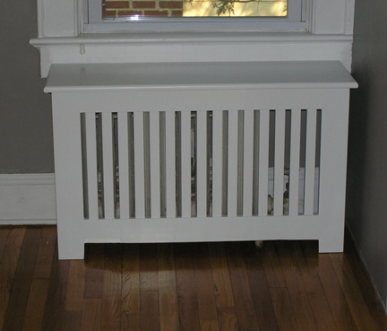 mission radiator cover