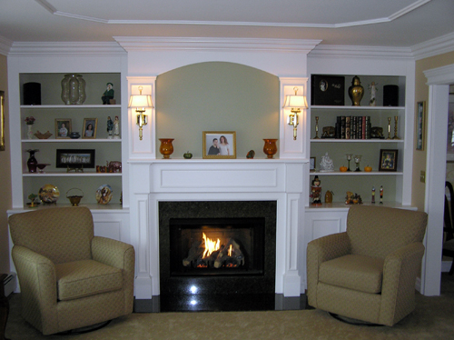 Cabinets by Alan Craftsman of Fine Custom Cabinets and