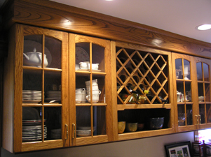 Ordinaire Wine Rack Cabinet