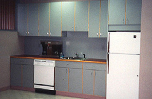 Commercial Cabinets In Manufactureru0027s Kitchen/break Room
